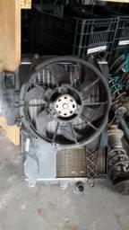 Usado, Kit radiador Gol 1.0 comprar usado  Curitiba