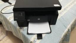 Impressora e tonner