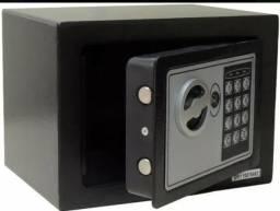 Cofre Eletronico digital - senha e chave