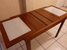 Mesa 6 lugar de abrir com 6 cadeiras