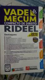 Vade mecum rideel com vários códigos 2016