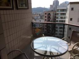Apartamento com 2 dormitórios à venda, 132 m² por R$ 372.000,00 - Vila Guilhermina - Praia