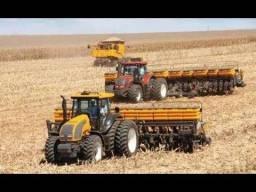 Busco dinheiro para plantar Soja, tenho terras e máquinas!