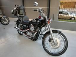 Shadow 750cc baixa km unico dono - 2011