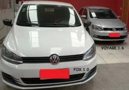 Fox -Excelente carro - 1.0 completo - 2015