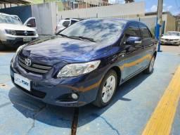 Corolla XEI Automático novíssimo (Queima total flex veículos) - 2010