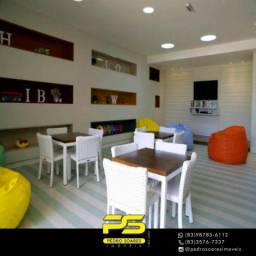 Título do anúncio: Apartamento com 4 dormitórios à venda, 162 m² por R$ 1.070.344 - Altiplano Cabo Branco - J