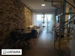 Flat com 4 quartos - Condomínio Monte Castelo (Cód.: btm7)