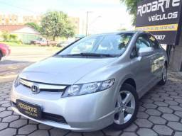 CIVIC 2008/2008 1.8 LXS 16V FLEX 4P AUTOMÁTICO