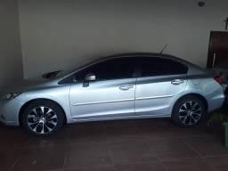 Honda Civic LXR 2.0 automático 2015/2016 - 2015