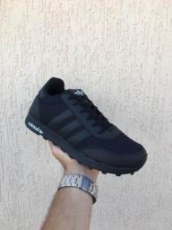 Tênis Adidas Preto Preto