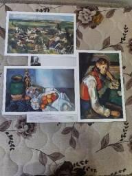 Título do anúncio: Coleção Telas Famosas de Paul Cézane