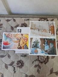 Título do anúncio: Coleção Telas Famosas de Paul Signac