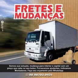 Promoção de mudança em São Luís