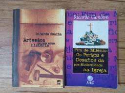 2 Livros Ricardo Gondim