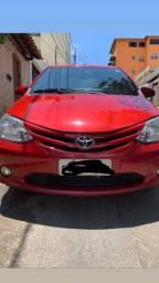 Etios (Toyota) 2015