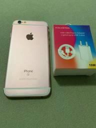 Vendo iPhone 6s 64gb rose usado