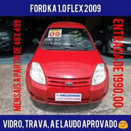 Ford Ka Zetec Rocam 1.0 Flex Lindo!