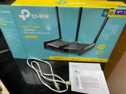 Roteador tp-link WR941HP 03 Antenas perfeito estado