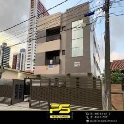 Apartamento com 2 dormitórios à venda, 53 m² por R$ 195.000 - Tambauzinho - João Pessoa/PB