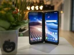 LG G8X ThinQ Dual Screen Novíssimo Completo Nota Fiscal Garantia