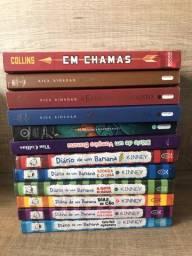 Pacote livros infanto-juvenil*aberto a pechincha*