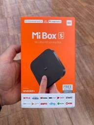 Mi Box S - Xiaomi