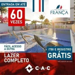Apartamento 2 quartos, varanda 5 minutos do Centro de Nova Iguaçu