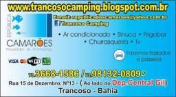 Pousada e Camping em Trancoso centro