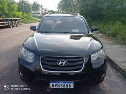 Hyundai santa fé 3.5 aut. 4x4 6 marchas muito nova ac. Trocas
