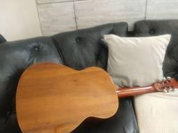 Violão acústico relíquia Tonante