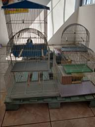 Gaiolas para pássaros preços promocionais