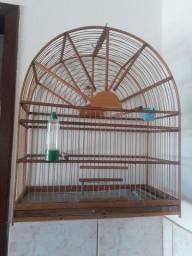 Vendo gaiola conservada 50,00