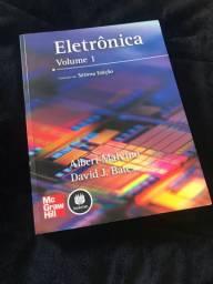 Livro Eletrônica Albert Malvino