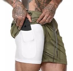 Shorts corrida/ academia