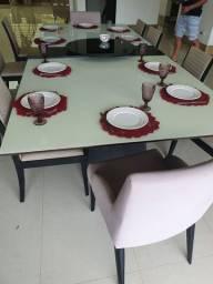 Mesa dupla luxo