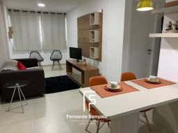 Venda-Apartamento Quarto e Sala Mobiliado na Ponta Verde