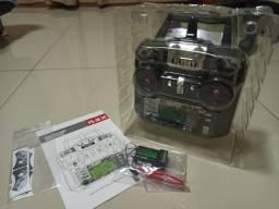Radio FlySky 10 FS-i6x 10 Canais + Receptor ia10b