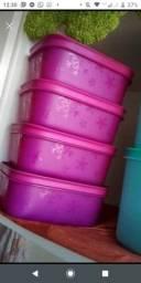 Vendo vazilinha Tupperware novas tem várias vazilinha