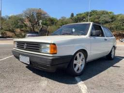 Volkswagen Gol 1.6 1989 branco top