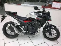 CB   650 F ABS 2020 Prata