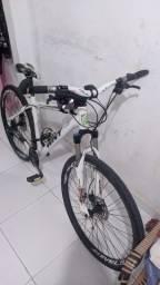 Título do anúncio: Troco Bicicleta em celular