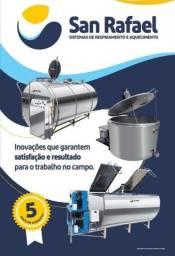Título do anúncio: Tanque Resfriador de Leite e Ordenhadeira