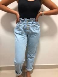 Calças jeans lady rock