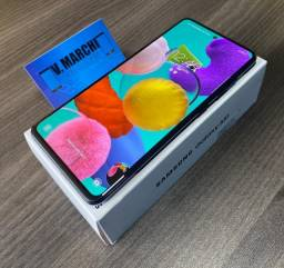 Galaxy A21S Preto 64GB (Completo) + Nota e 6 meses de garantia
