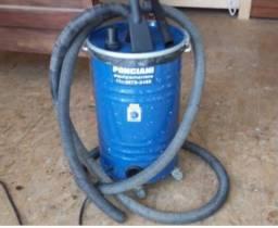 Aspirador de pó e água  profissional