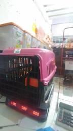 Caixa de transporte N2 para gato e cachorro