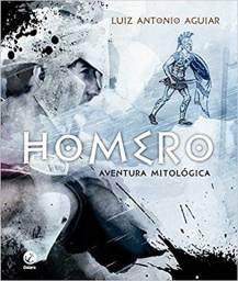 Livro- Homero- de Luiz Antonio Aguiar (NOVO)