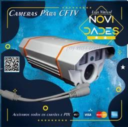 Título do anúncio: 1x Câmera de Segurança com visão infra vermelha, alta qualidade de imagem