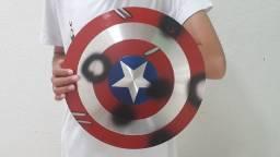 Escudo Rajado Capitão América Vingadores Ultimato